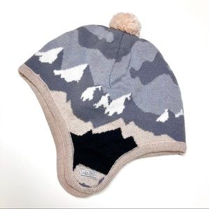 Kenzo Kids Girls Knitted Hat 4-6 y/o